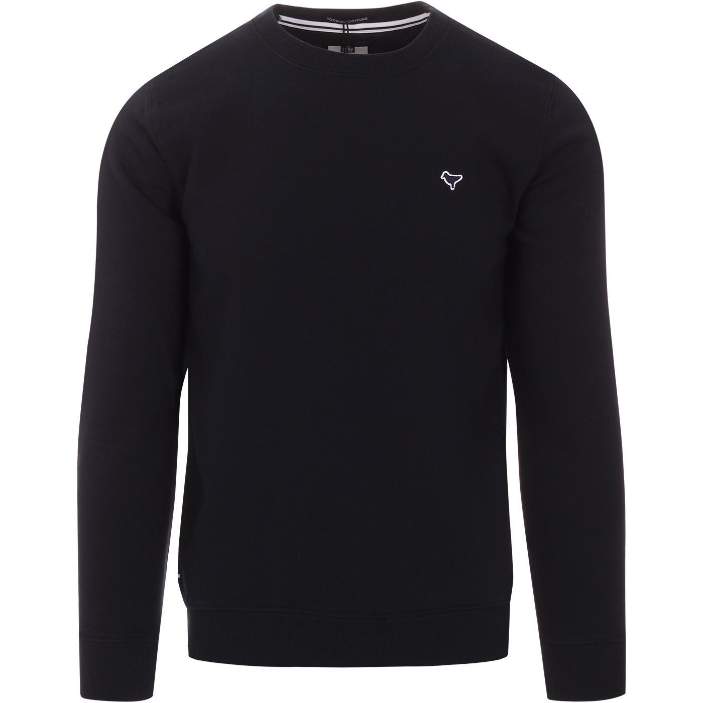 Sure Shot WEEKEND OFFENDER Basic Retro Sweatshirt