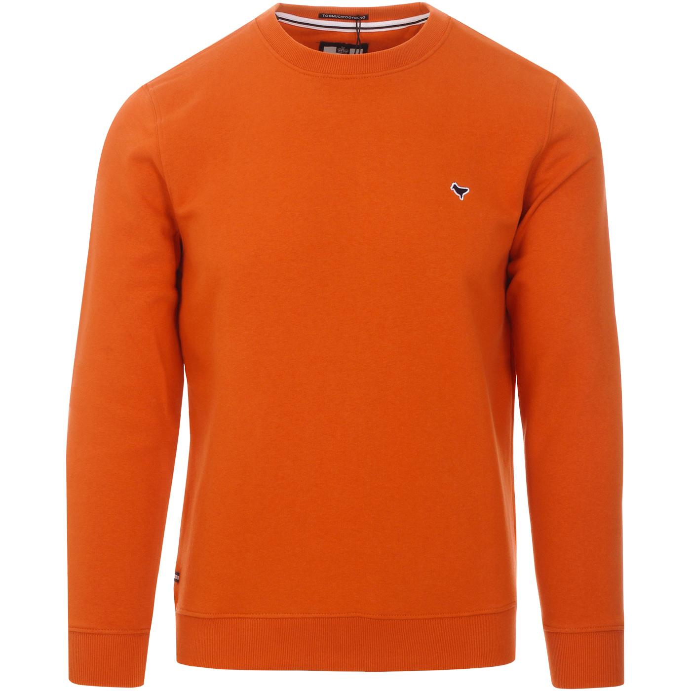 Sure Shot WEEKEND OFFENDER Mens Basic Sweatshirt P