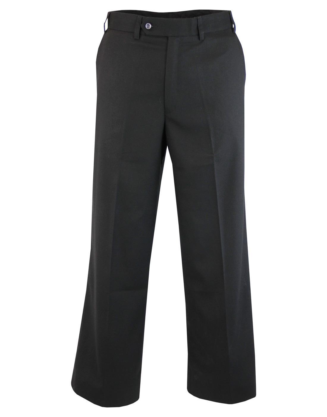 WIGAN CASINO Northern Soul Oxford Bags Trousers B
