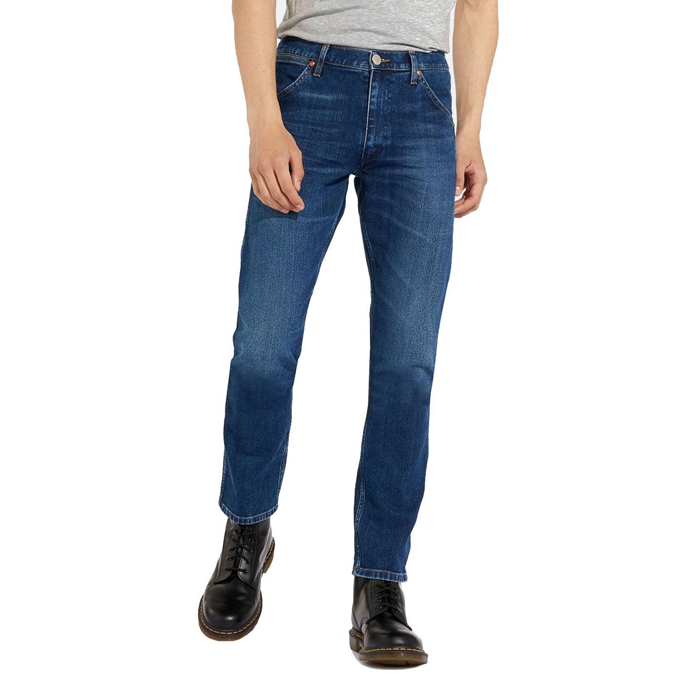 11MWZ WRANGLER Retro Western Slim Jeans - Good Day