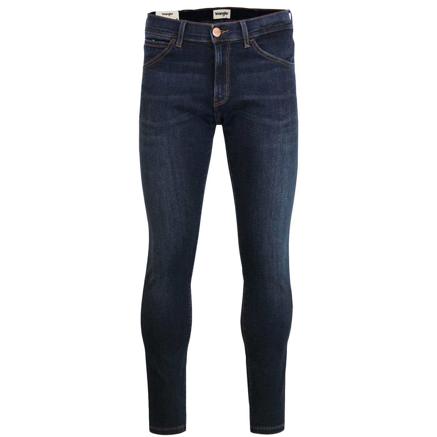Bryson WRANGLER Retro Skinny Denim Jeans DUST BLUE
