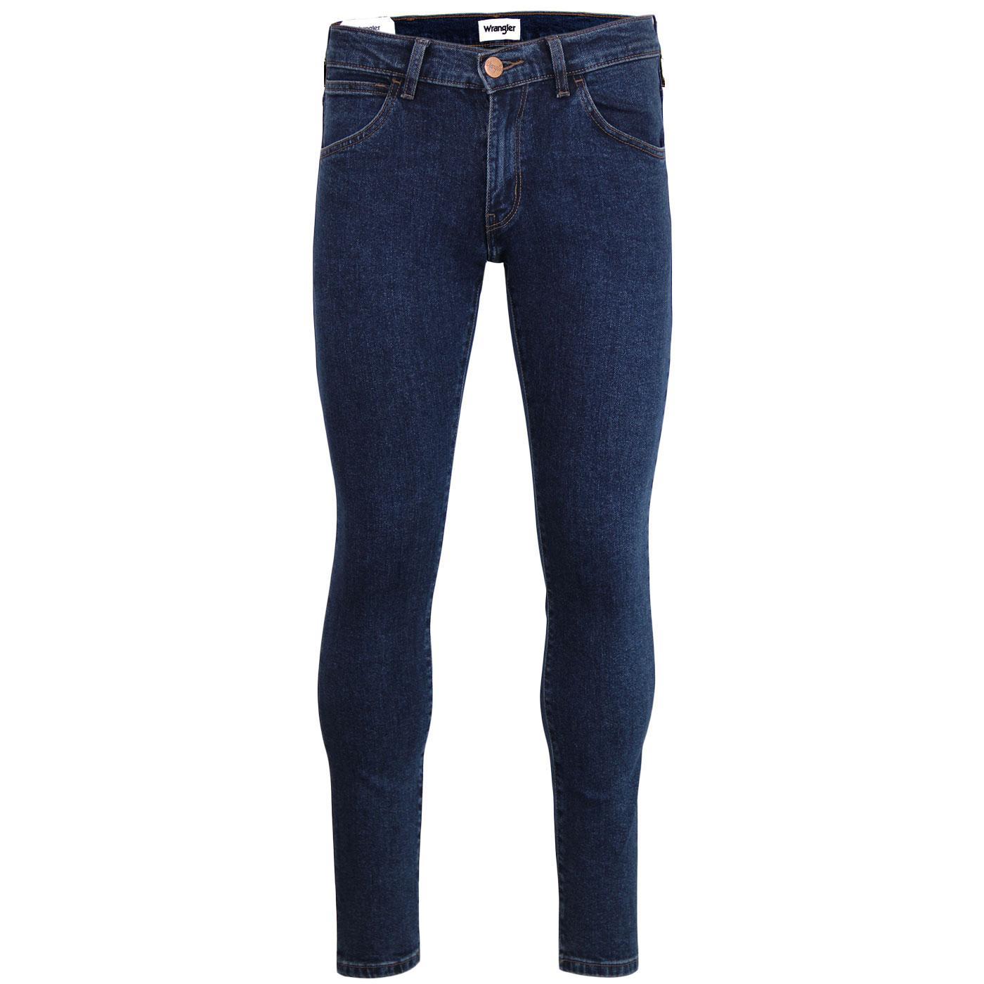 Bryson WRANGLER Retro Skinny Jeans (Flanker Blue)