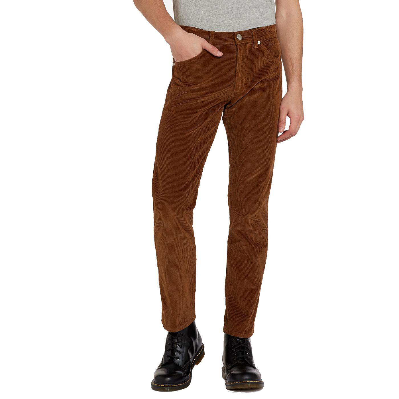 Greensboro WRANGLER Retro Straight Leg Cord Jeans