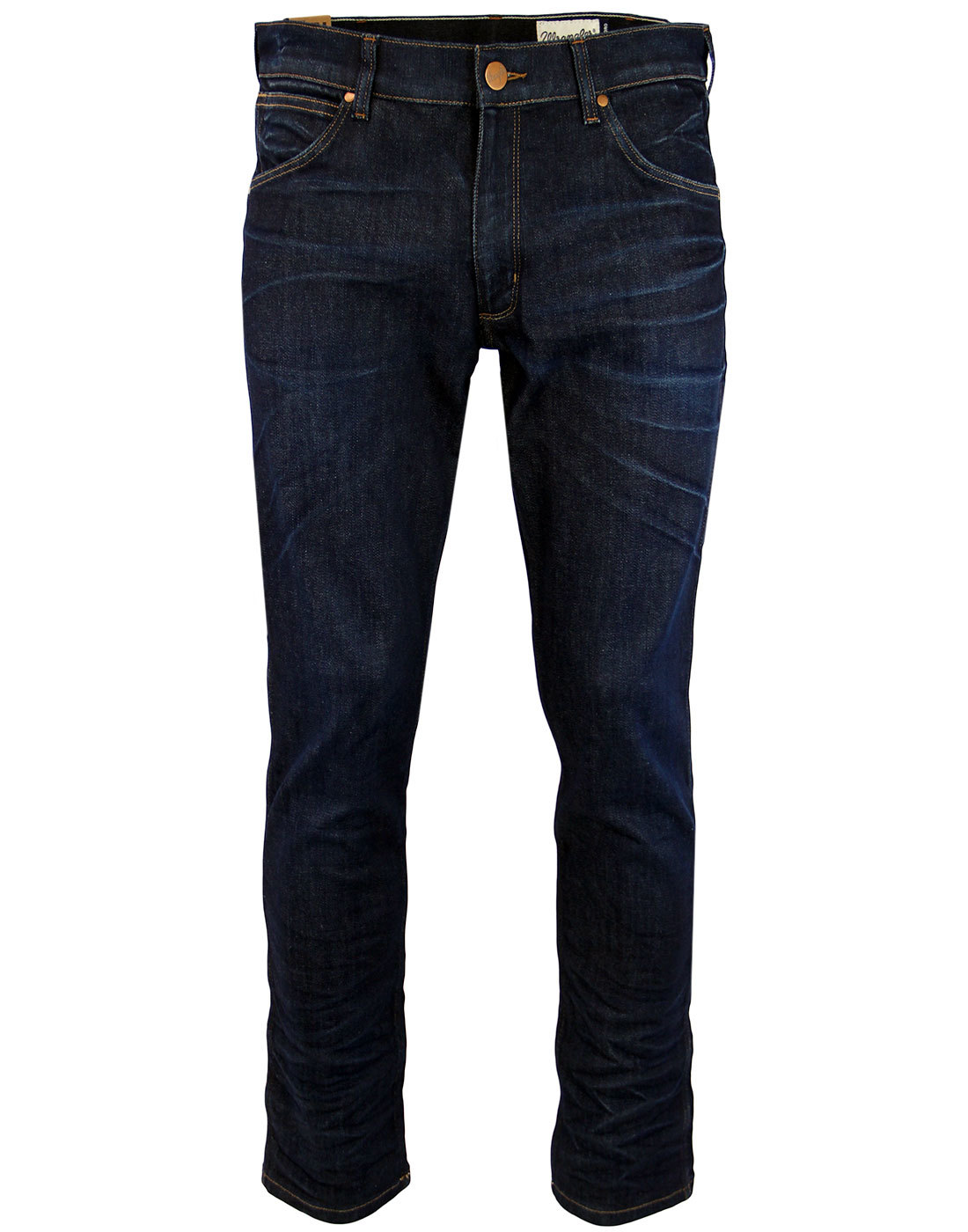 Greensboro WRANGLER Straight Leg Denim Jeans (RR)