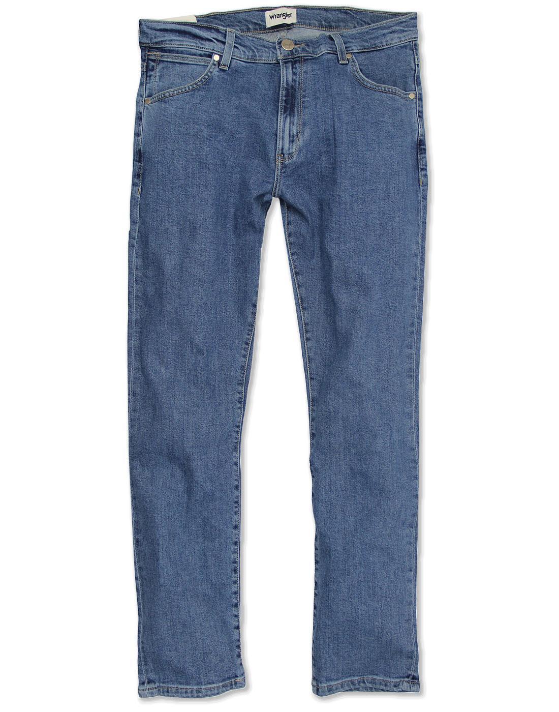 Larston WRANGLER Retro Slim Taper Midstone Jeans