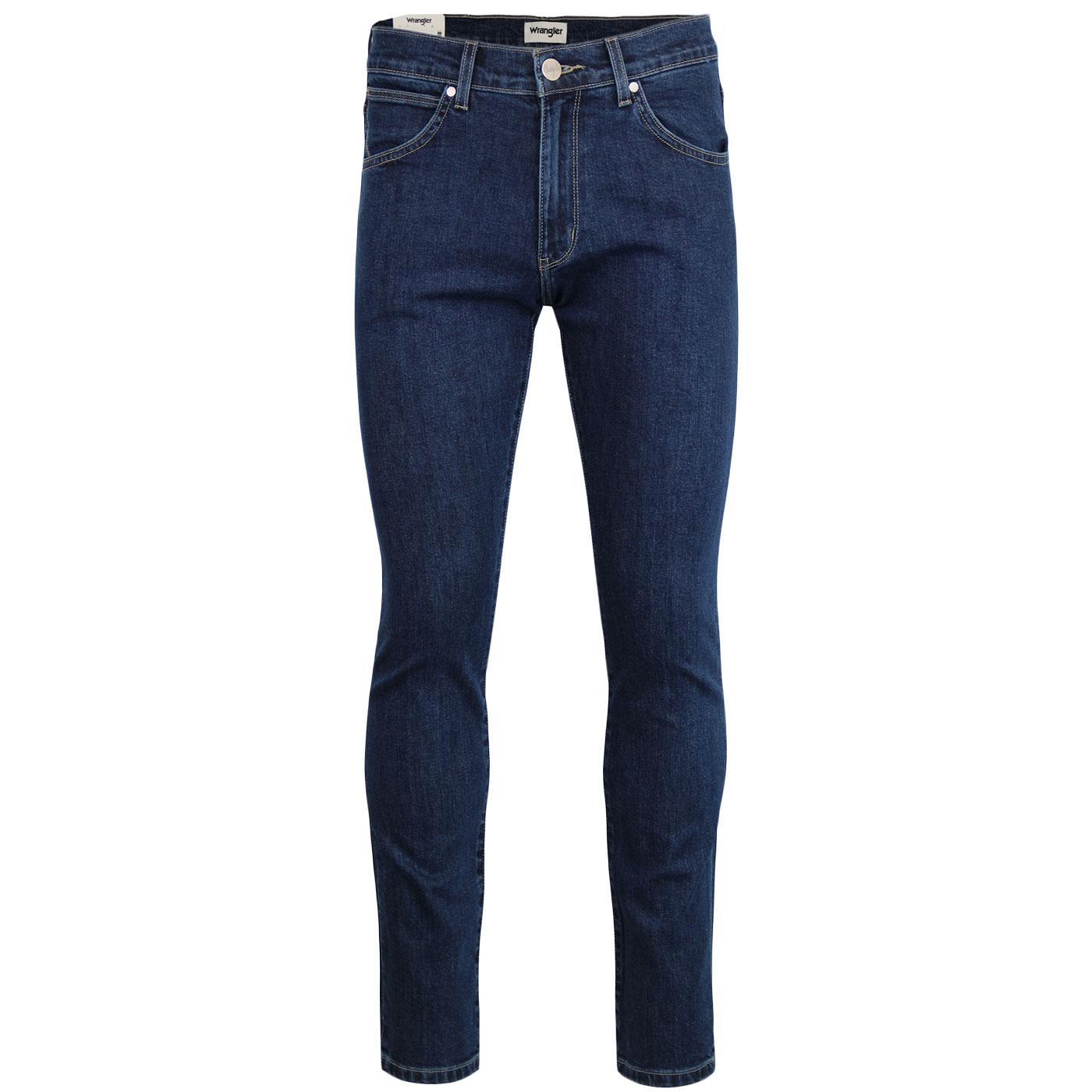 Larston WRANGLER Retro Slim Taper Jeans DARKSTONE