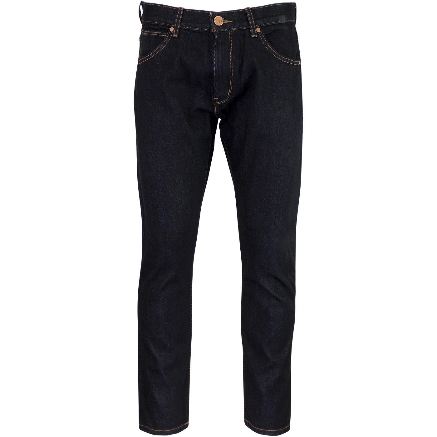 Larston WRANGLER Slim Tapered Jeans in Dry Run