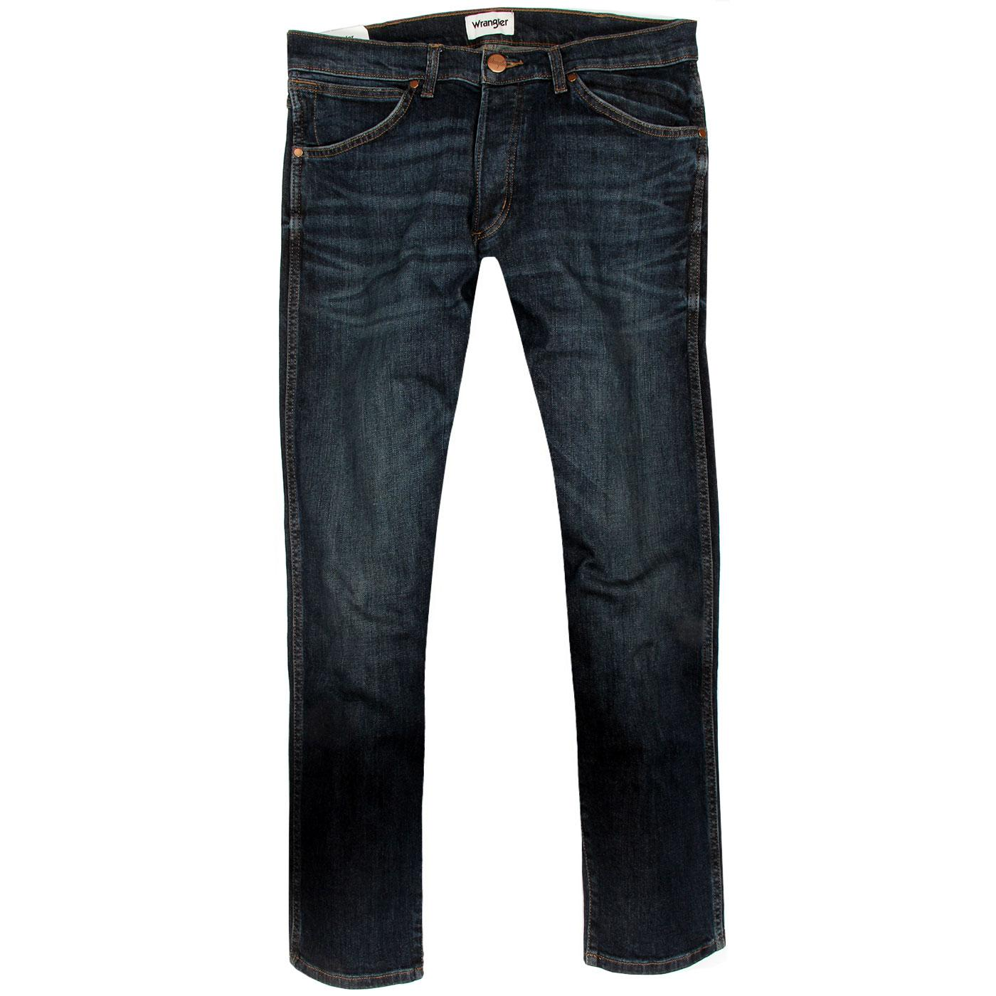 Slider WRANGLER Regular Tapered Jeans - Green Echo
