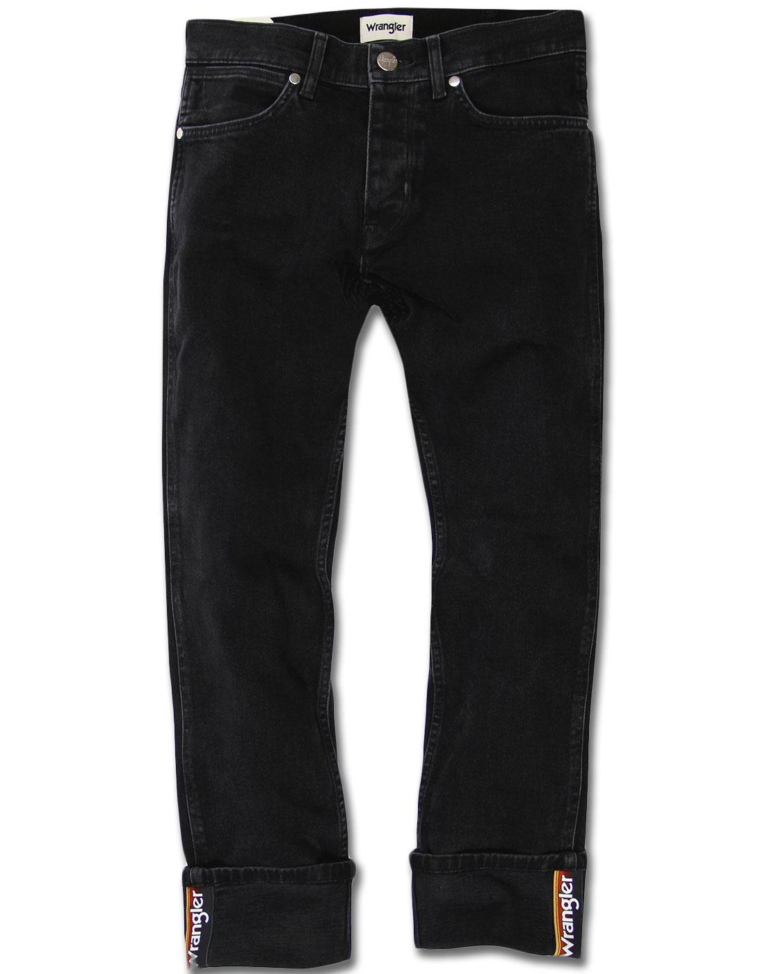 Spencer WRANGLER Retro Signature Cuff Slim Jeans