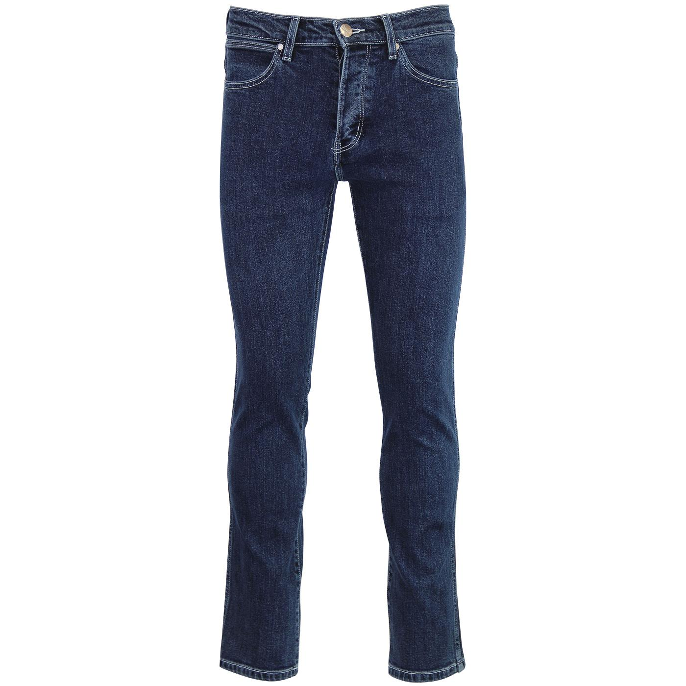 fa7f09f08a0 WRANGLER Spencer Retro Mod Denim Jeans in Stony Creek