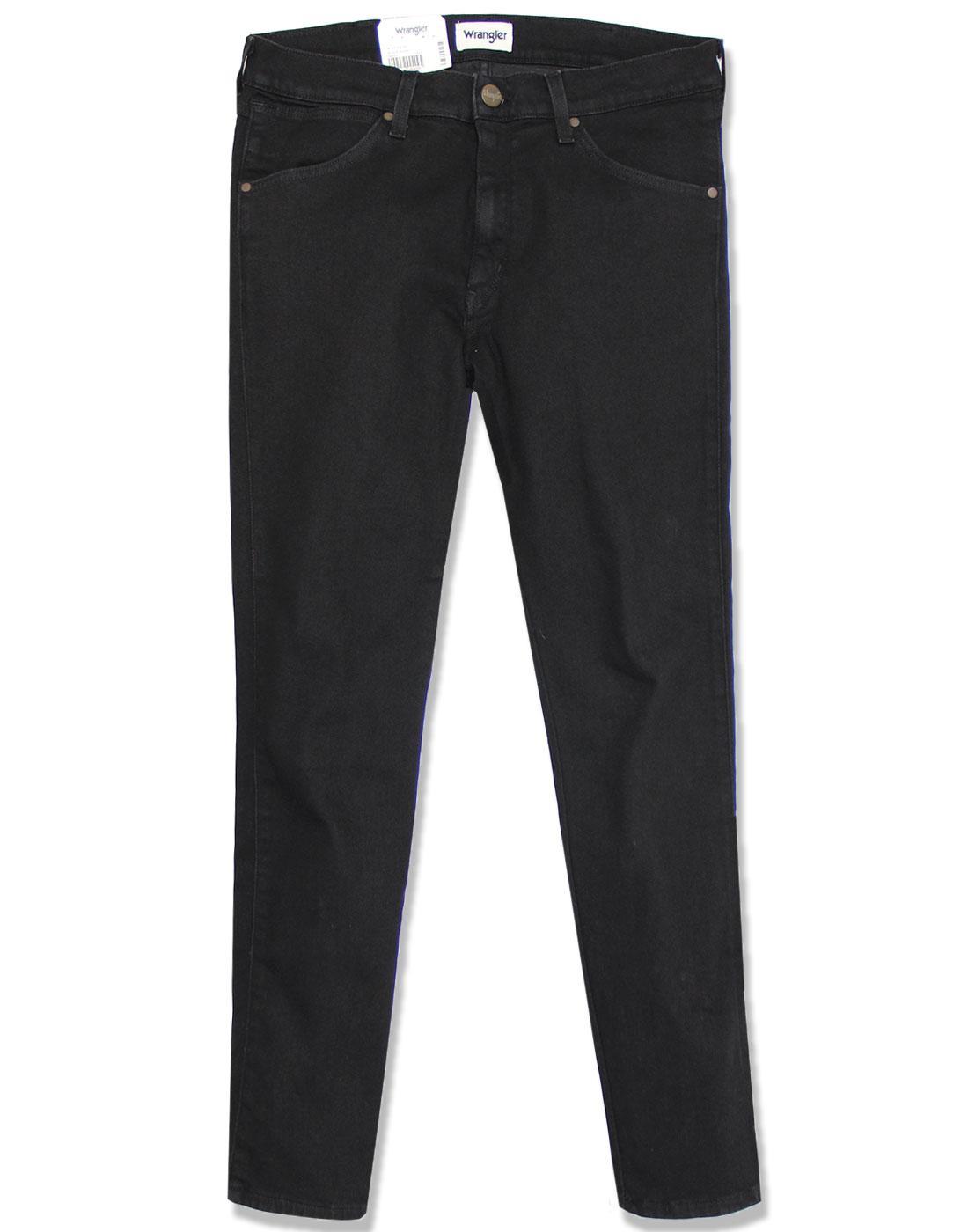 Strangler WRANGLER Retro Super Skinny Jeans (BR)