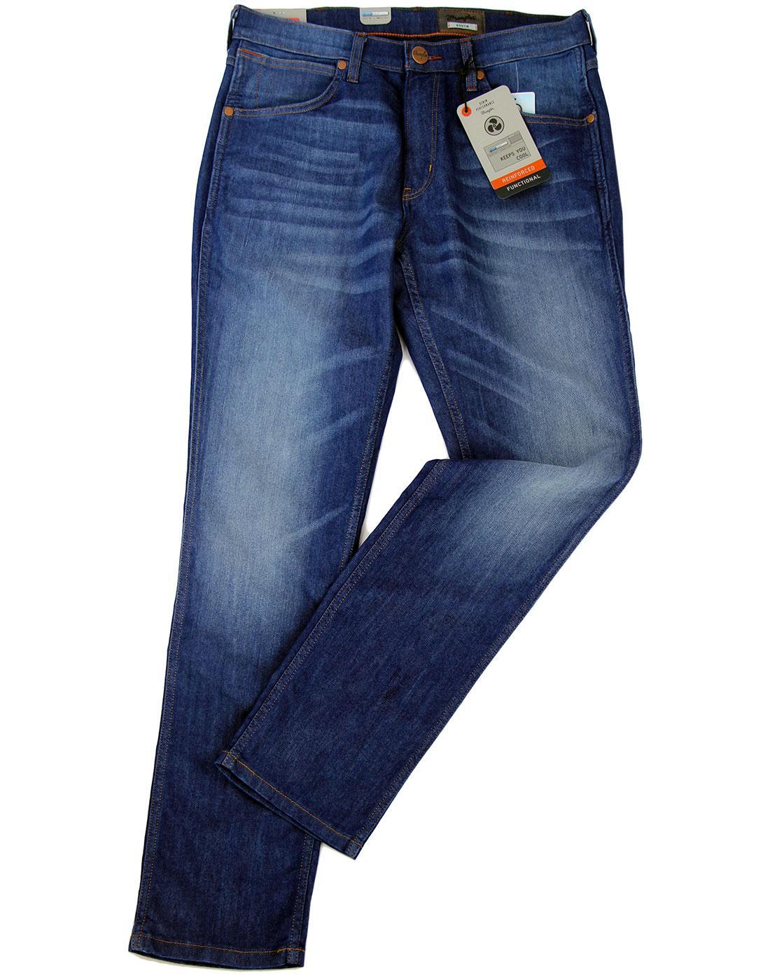 Bostin WRANGLER Coolmax Standard Slim Jeans (MG)