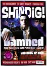 SHINDIG MAGAZINE ISSUE 44 THE DAMNED MUSIC