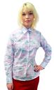 Japanese Primrose - 1 LIKE NO OTHER Womens Shirt
