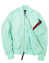 MA1 TT ALPHA INDUSTRIES Womens Bomber Jacket Mint