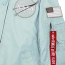 ALPHA INDUSTRIES MA-1 TT Nasa Reversible Jacket B