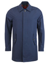 Baracuta G10 Raincoat navy