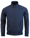 BARACUTA G9 Mod 60s Harrington Jacket - Navy