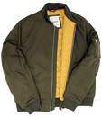 MA1 BEN SHERMAN Retro Indie Mod Bomber Jacket