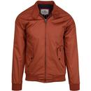 Ben sherman harrington jacket cinnamon