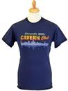 CAVERN CLUB Liverpool Skyline Retro 60s T-Shirt