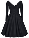 COLLECTIF NICKY RETRO VINTAGE 50S PARTY DRESS