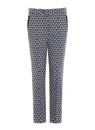 Darling Retro 60s Cigarette Trousers Ana Midnight