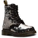 Pascal Sequins DR MARTENS WOMEN'S Boots BLACK