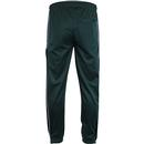 Prezza ELLESSE Retro 80s Popper Pants (Dark Green)