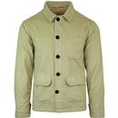 Far afield corduroy porter jacket gravel