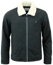Otley FARAH Retro Mod Shearling Collar Jacket (A)