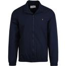 Olsen FARAH Mens Retro Zip Through Blouson Jacket
