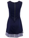 Margate Cheyenne FEVER Retro Sixties Flared Dress