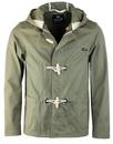 Summer Monty GLOVERALL Mod 60s Duffle coat KHAKI