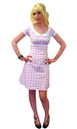 HEARTBREAKER RETRO MOD SIXTIES DRESS DOLLY DRESS