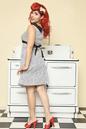 'Fifi' - Retro Mod Dress by HEARTBREAKER (Daisy)