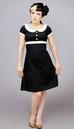 HEARTBREAKER RETRO MOD DOLLY DRESS SIXTIES DRESS