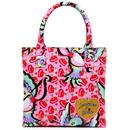 Irregular choice magic shopper small love bird bag