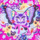 Pom Pom Parade IRREGULAR CHOICE Catterfly Scarf