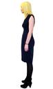 'Sapphira' - Retro Classic Dress by JOHN SMEDLEY N