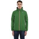 Claude K-WAY Men's Retro Pac-A-Mac Jacket (Green)