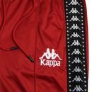 Anac Star Kappa Retro 90s Track Bottoms Red/Black