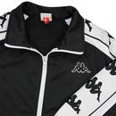 Anay Banda KAPPA Retro 1990s Track Jacket (Black)