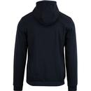 LYLE & SCOTT Men's Softshell Hooded Jacket in Navy