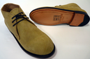 'Jessop' - Womens Mod Desert Boots by LACEYS (S)