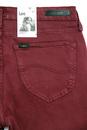 Scarlett LEE Retro Burgundy Womens Skinny Jeans