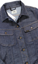LEE Womens Retro Slim Rider Western Denim Jacket