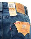 LEVI'S® 501 Original Straight Jeans Douglas Blue