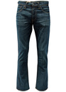 LEVIS 527 RETRO INDIE SLIM BOOT CUT DENIM JEANS