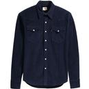 Levis Barstow Sky Captain Cord Shirt